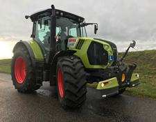 Claas Arion 550-4 ATZ CEBIS Cmatic