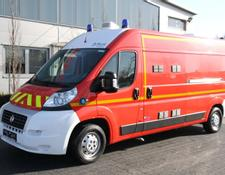 Fiat AMBULANCE EMERGENCY VAN DUCATO 250 CCMFC NEW