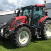 Valtra N104 Hitech, FH+PTO, Suspended, airbrakes