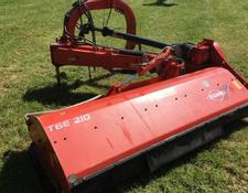 Kuhn TBE 210 OFFSET FLAIL MOWER
