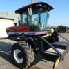 used 2001 5m windrower 5m SHELBOURNE MACDON ADVANTAGE d'occasion