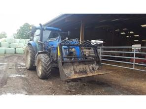 New Holland T6.150AC
