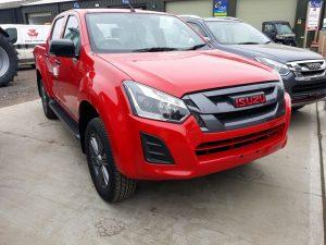 Isuzu 1.9 D-MAX FURY - NEW IN