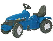 036219 Rolly Toys New Holland TD 5050 mit rollyTrac Lader 12mm Hinterachse