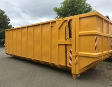 KG-AGRAR Silagecontainer 48m3 Abrollcontainer Hakenlift