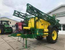 John Deere M740 24m mit SectionControl