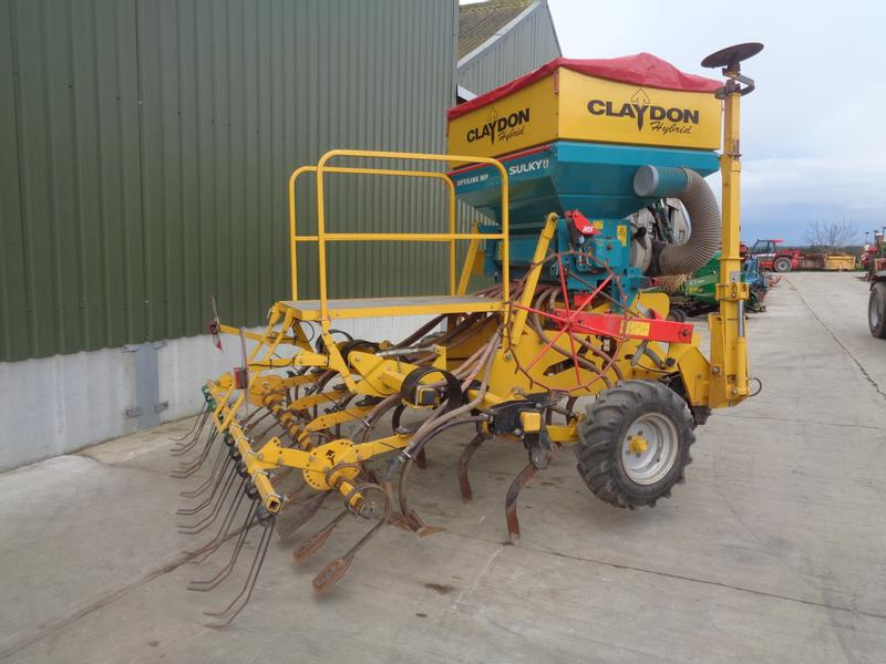Claydon Hybrid 3M Optiline MP Drill