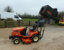 Kubota g21 diesel ride on mower