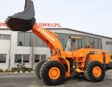 Doosan WHEEL LOADER 30.7 T DL500