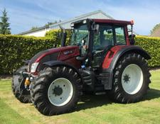 Valtra N143 Direct  GPS preparation very complete!