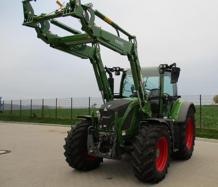 Fendt 512 VARIO S4 POWER
