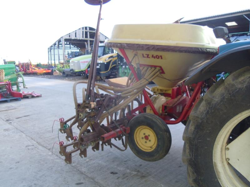 Vicon LZ401 Super Seeder 4M Drill