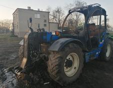 New Holland LM 5060 Brandschaden,Teile