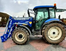 Metal-Technik Frontlader für NEW HOLLAND TD 5050, 5030, 5020, 5010 / Ładowacz czołowy do NEW HOLLAND TD 5050, 5030, 5020, 5010