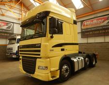 Daf XF105, 460 SUPERSPACE EURO 5, 6 X 2 TRACTOR UNIT - 2009 - AY09 AKG