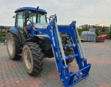 Metal-Technik Frontlader für NEW HOLLAND TD 80D, TD 95D