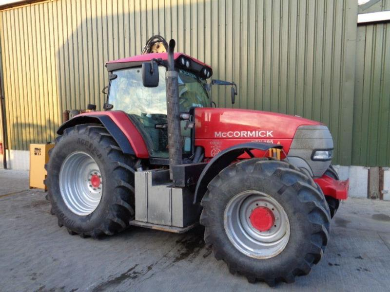 McCormick MTX185 C/w Herder Hedgecutter