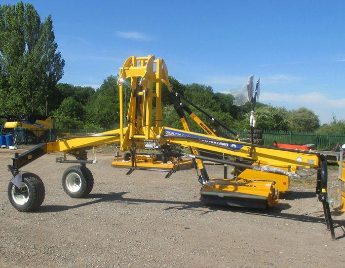 New Holland ProRotor C760 Rake