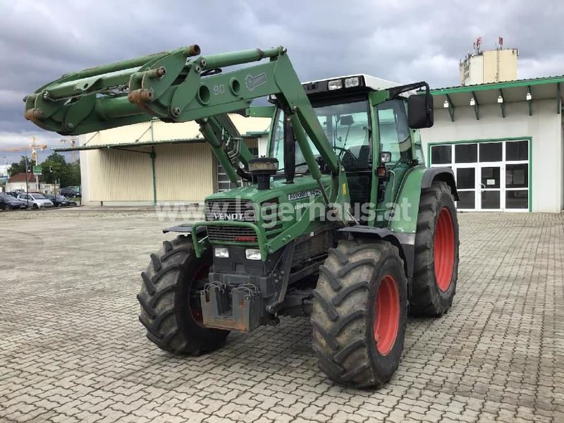 Fendt FAVORIT 509 C TURBO