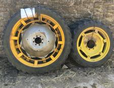 Standen Row Crop wheels,