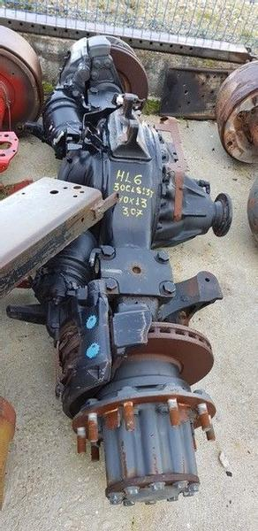 Mercedes-Benz /Rear axle - Differential Axor / Atego 40x13 - 3,07