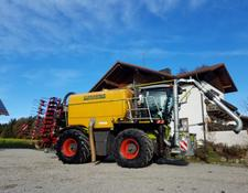 Claas Xerion 3800 St