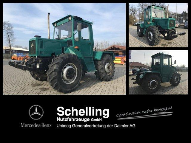 Mercedes-Benz MB-trac 900 turbo -