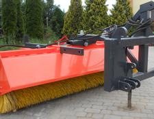 Metal-Technik Kehrmaschine/ Sweeper/ Zamiatarka 2,4*M