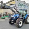 New Holland T5.105 DC mit Stoll-Frontlader
