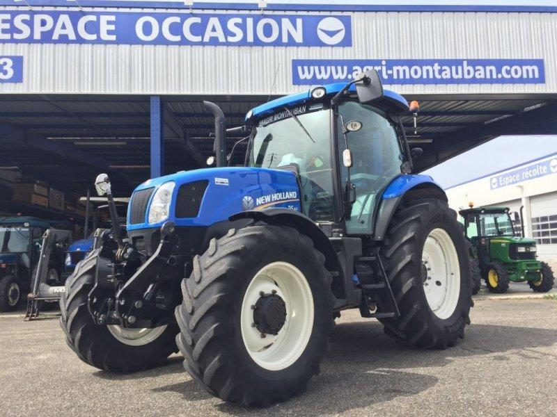 New Holland T 6.165