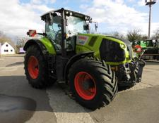 Claas AXION 870 CMATIC,RTK,GPS