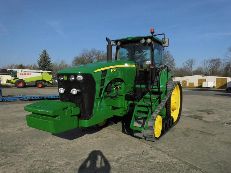 John Deere 8430T POWERSCHIFT