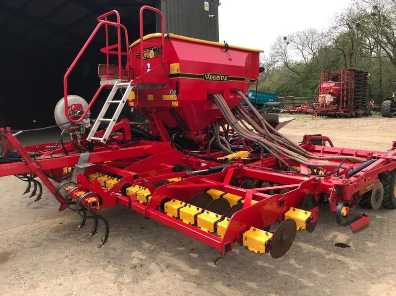 Vaderstad Rapide 600S 6m seed drill