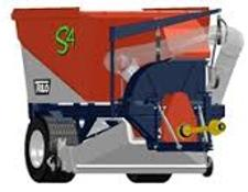 Trilo S4 Trailed Sweeper