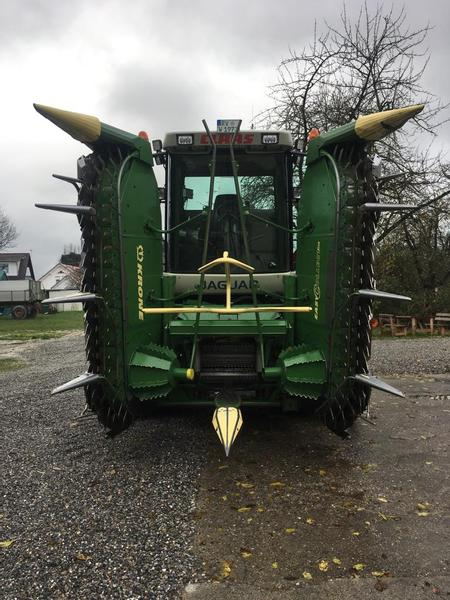 Krone Easy Collect 6000 FP